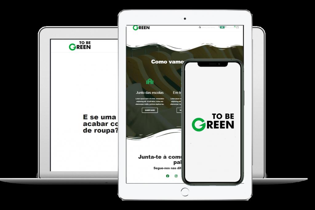 """to be green"" sustentabilidade e economia circular upcycling"